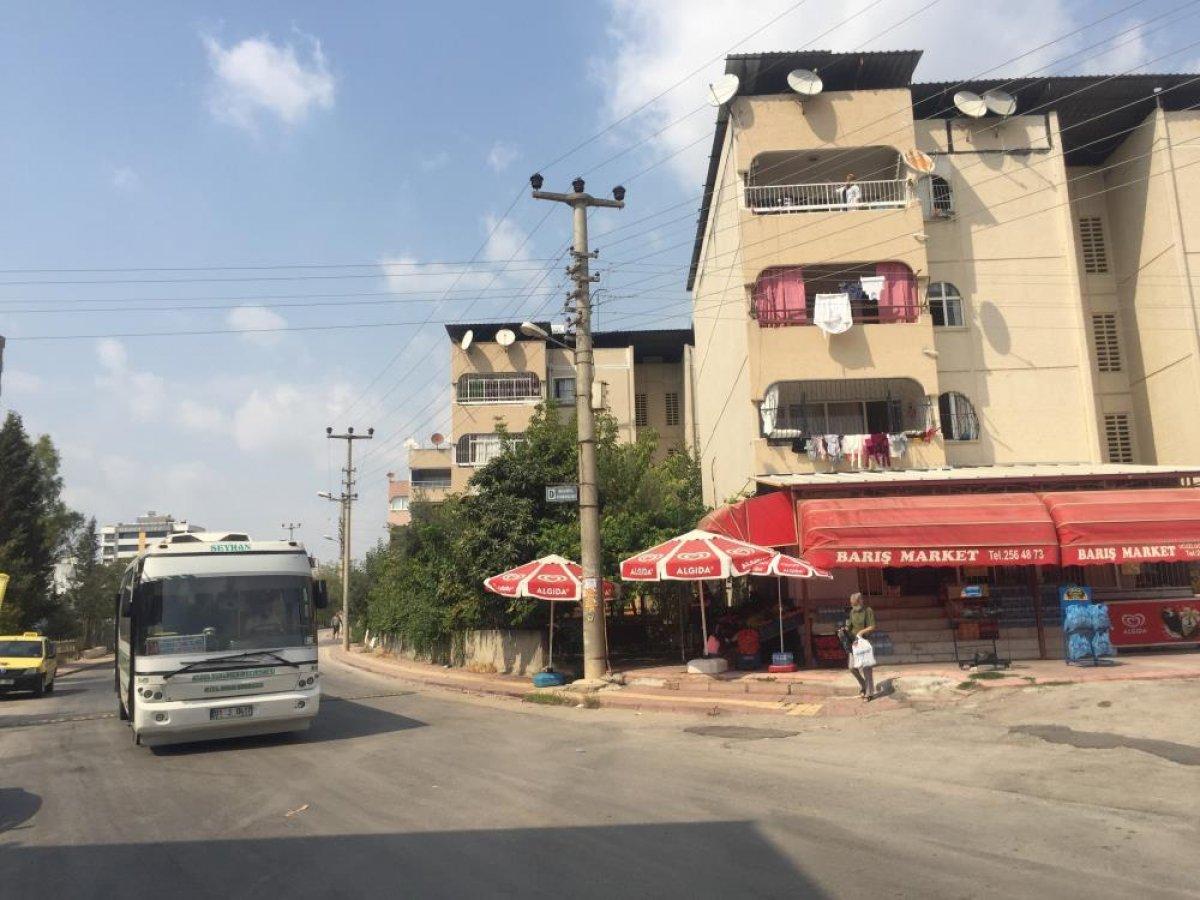 Adana da gözünün önünde eşine çarpan sürücü serbest kaldı  #4