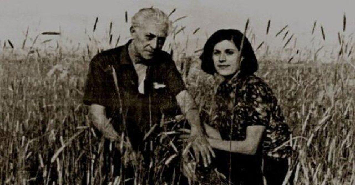Ahmet Muhip Dıranas ın filmlere konu olan ünlü şiiri: Fahriye Abla #2