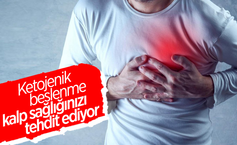 Ketojenik diyet kalp krizi ve inme riskini yüzde 40 artırıyor
