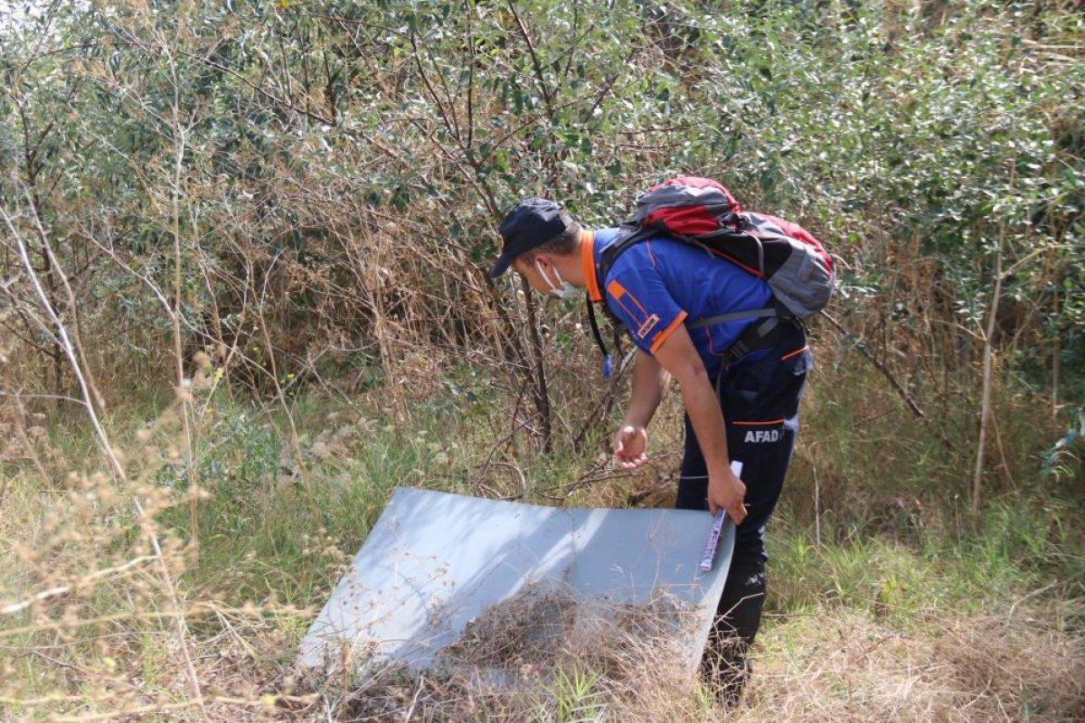 Eskişehir'de 25 gündür kayıp olan yaşlı adamı arama çalışmaları sürüyor #4