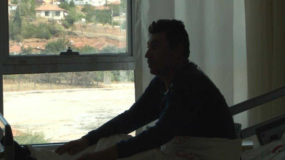 Kırıkkale de aşı olmayan koronavirüs hastası:  Bize gelmeyecek zannettik #7