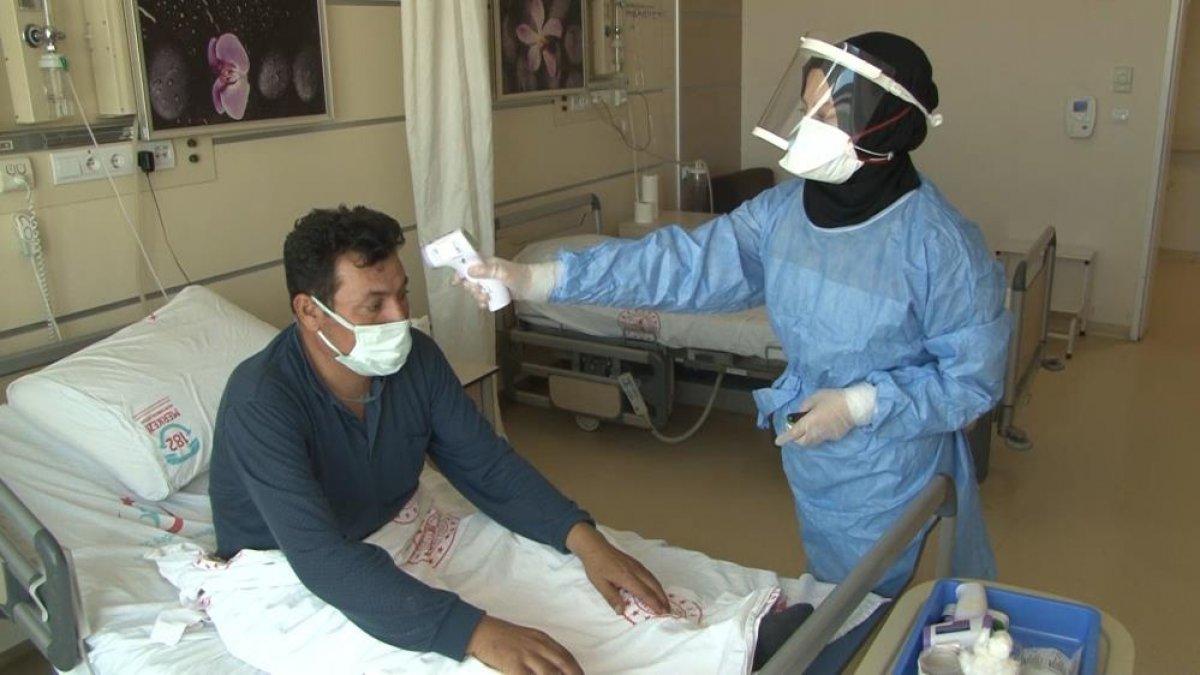 Kırıkkale de aşı olmayan koronavirüs hastası:  Bize gelmeyecek zannettik #5