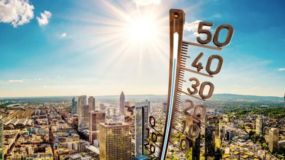 Aşırı sıcak gün sayısı son 40 yılda iki katına çıktı
