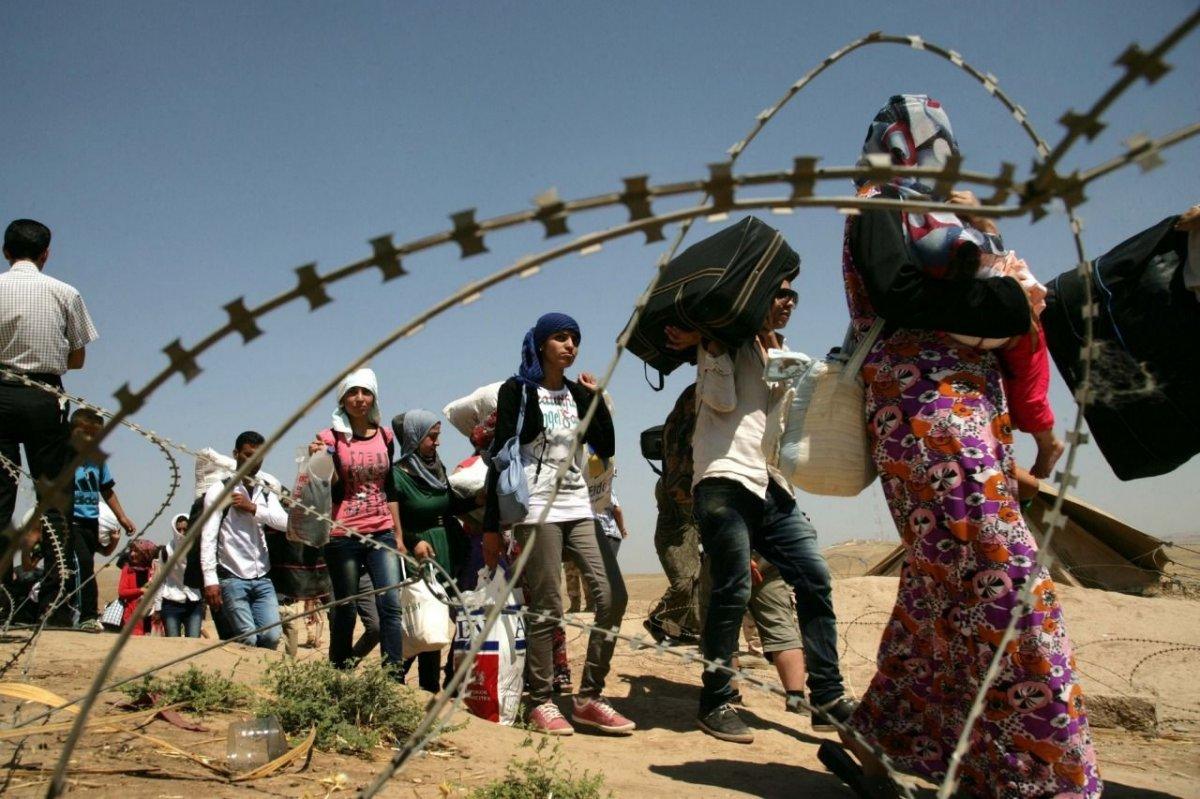 BM: Suriye güvenli dönüş için uygun değil #1