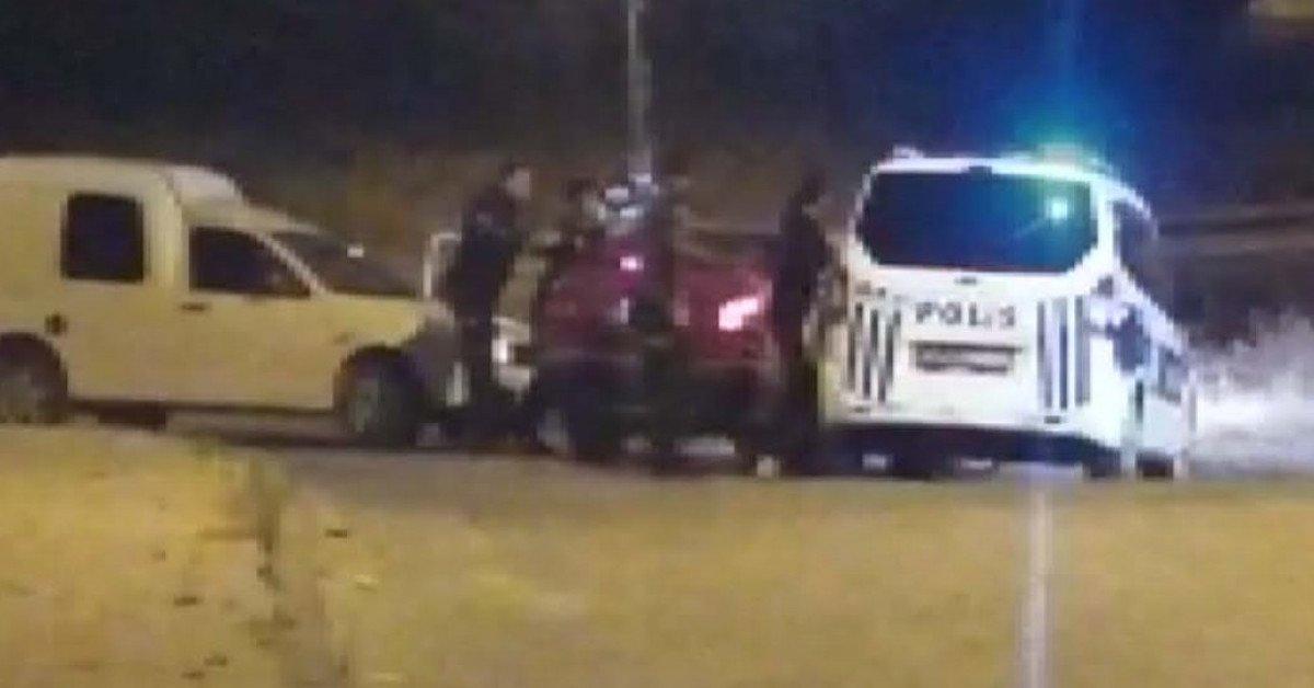 Arnavutköy'de, yabancı uyruklu ehliyetsiz sürücü polise yakalandı  #2