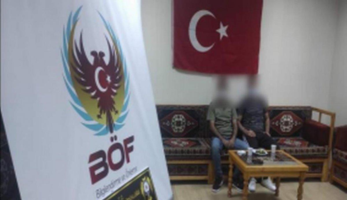 Siirt te güvenlik güçlerinin ikna ettiği terörist teslim oldu #1