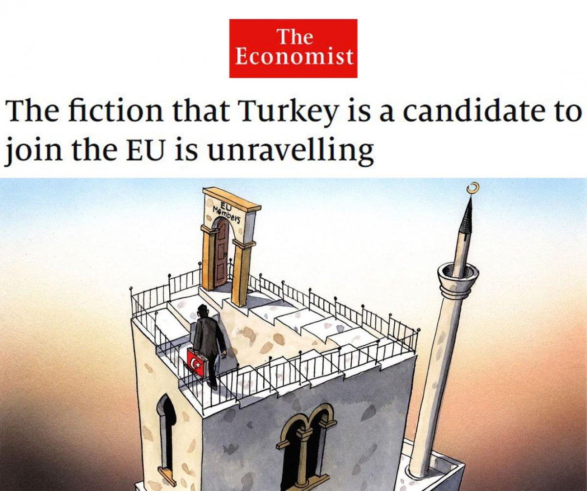 Economist: Avrupa, Müslüman Türkiye nin AB üyeliğine karşı #2
