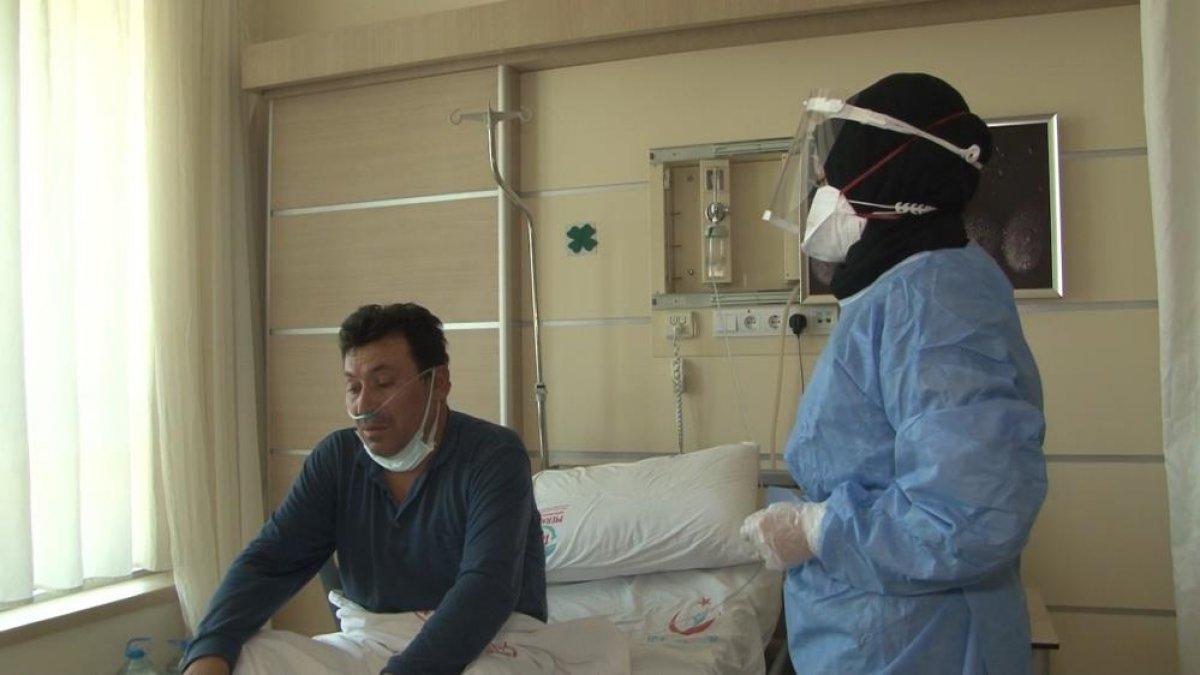 Kırıkkale de aşı olmayan koronavirüs hastası:  Bize gelmeyecek zannettik #3