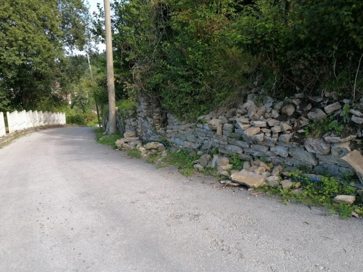 Kastamonu da vatandaşlar yol sorununun giderilmesini bekliyor #1