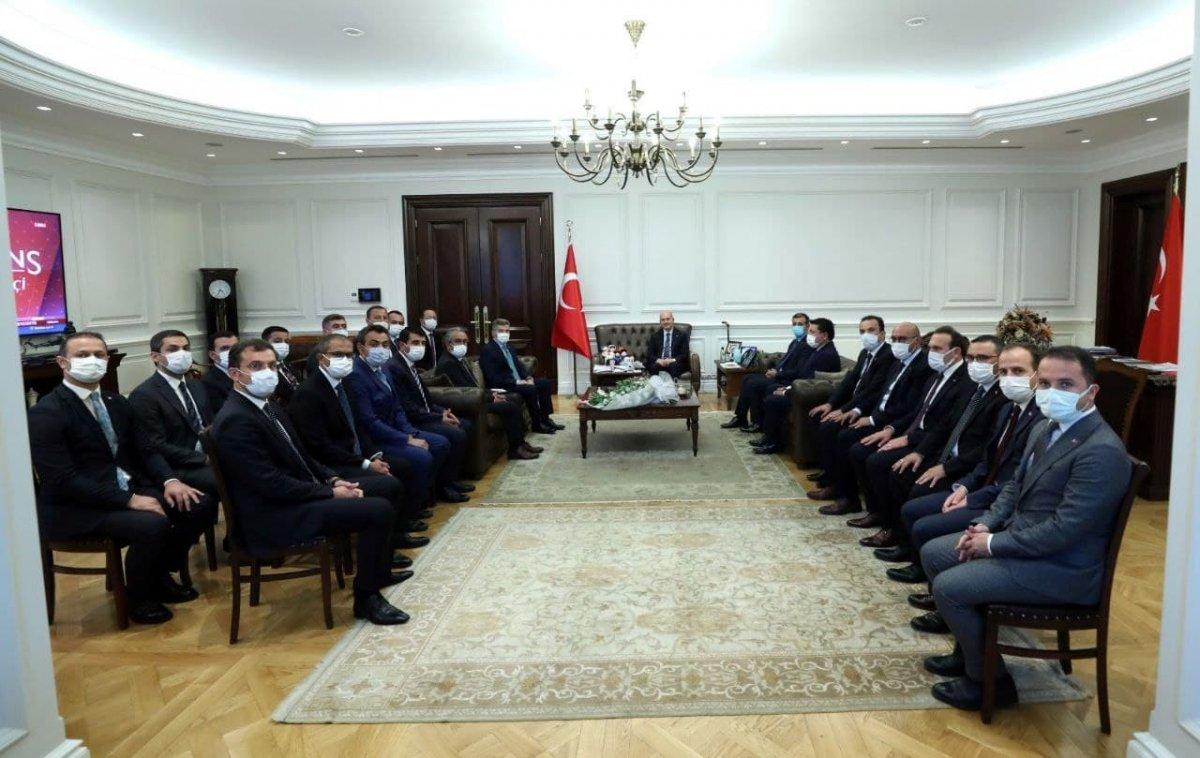 İçişleri Bakanı Süleyman Soylu mülkiye müfettişleriyle buluştu #1
