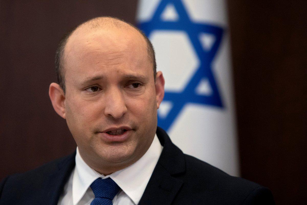 Naftali Bennett: Bağımsız Filistin devletine karşıyım #1