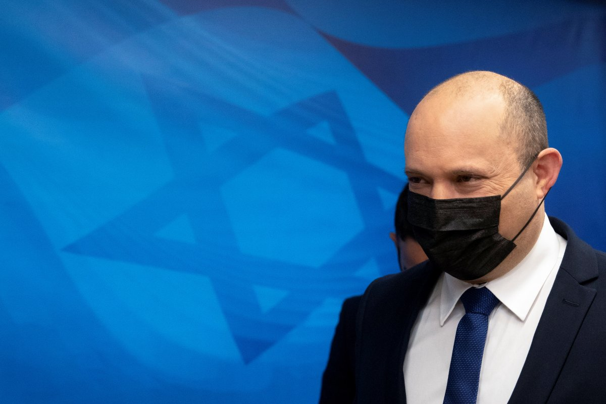 Naftali Bennett: Bağımsız Filistin devletine karşıyım #2