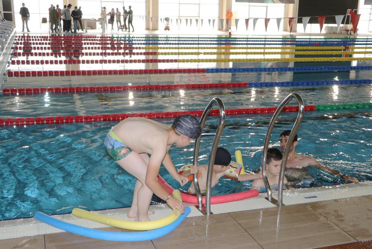 Erzurum da lise öğrencileri insansız su altı aracı tasarladı #7