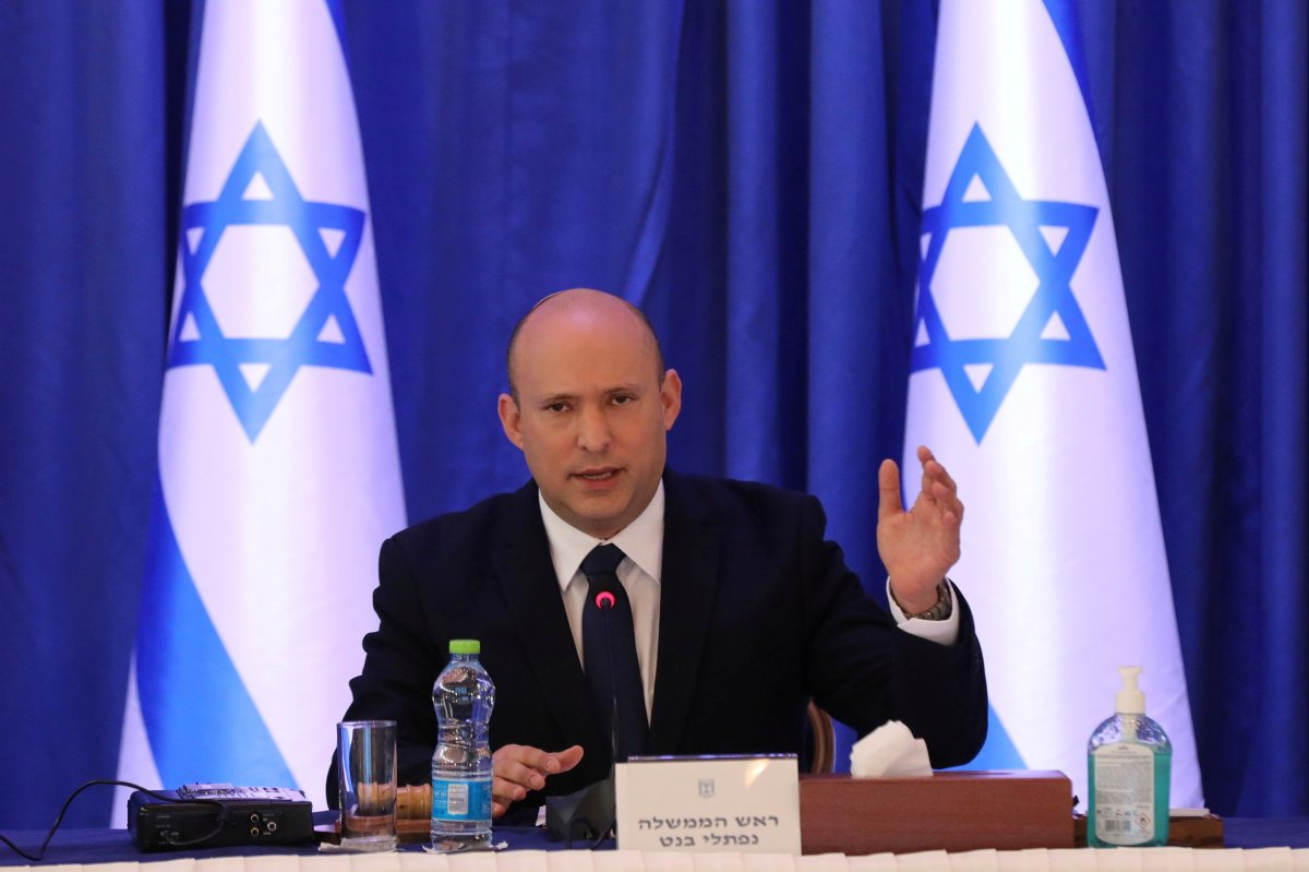 Naftali Bennett: Bağımsız Filistin devletine karşıyım #3