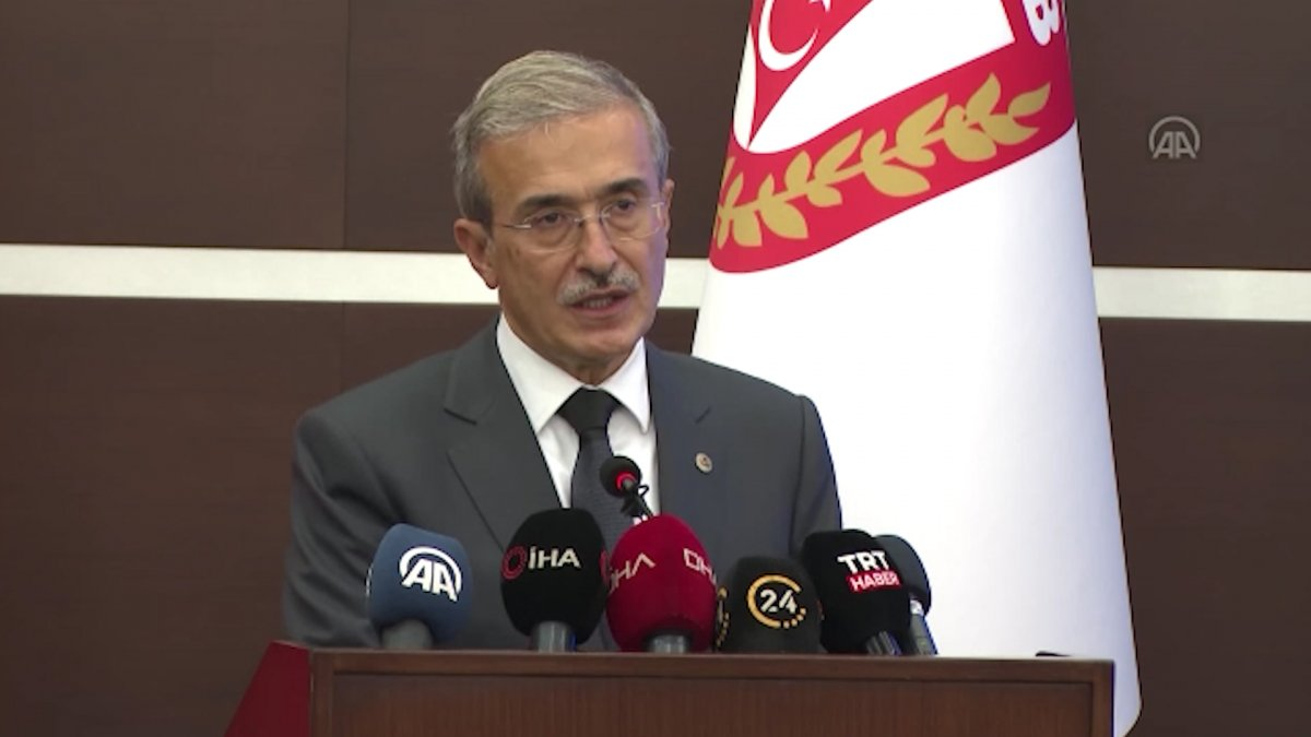 Savunma Sanayii Başkanı İsmail Demir: SSB Yapay Zeka Platformu'nu hizmete açacağız #2
