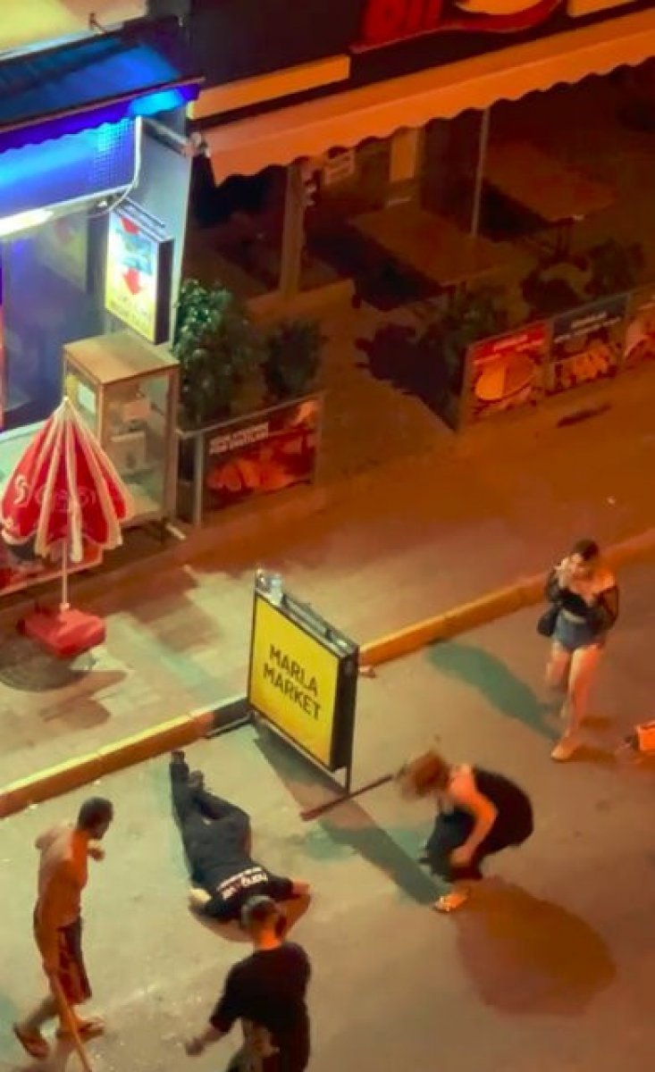 Antalya daki genç, gürültü kavgasında sopayla öldüresiye darbedildi #5