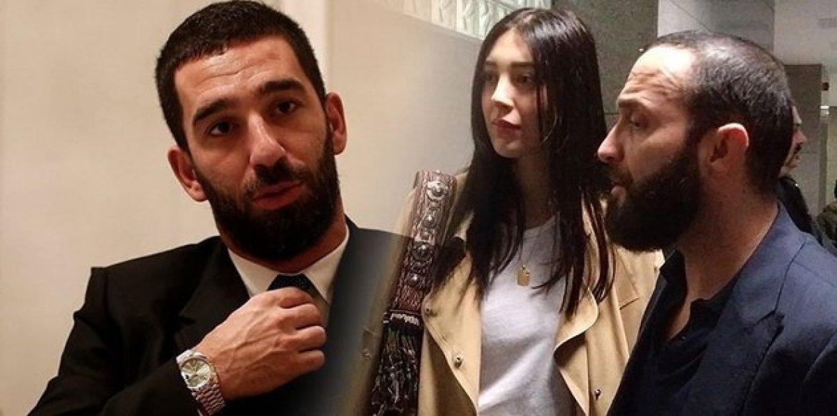 Arda Turan'ın davası için Burak Yılmaz beklenecek #1