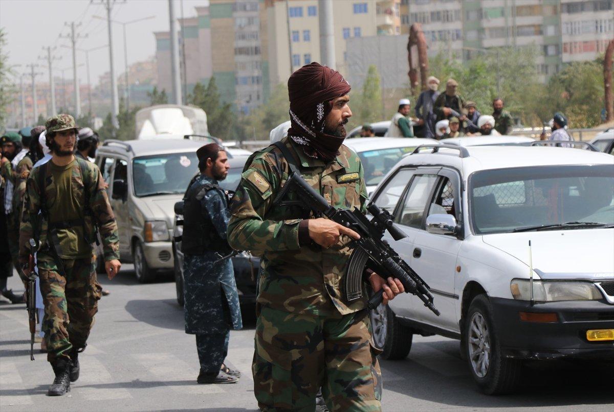 Taliban düzenli ordu kuruyor #3