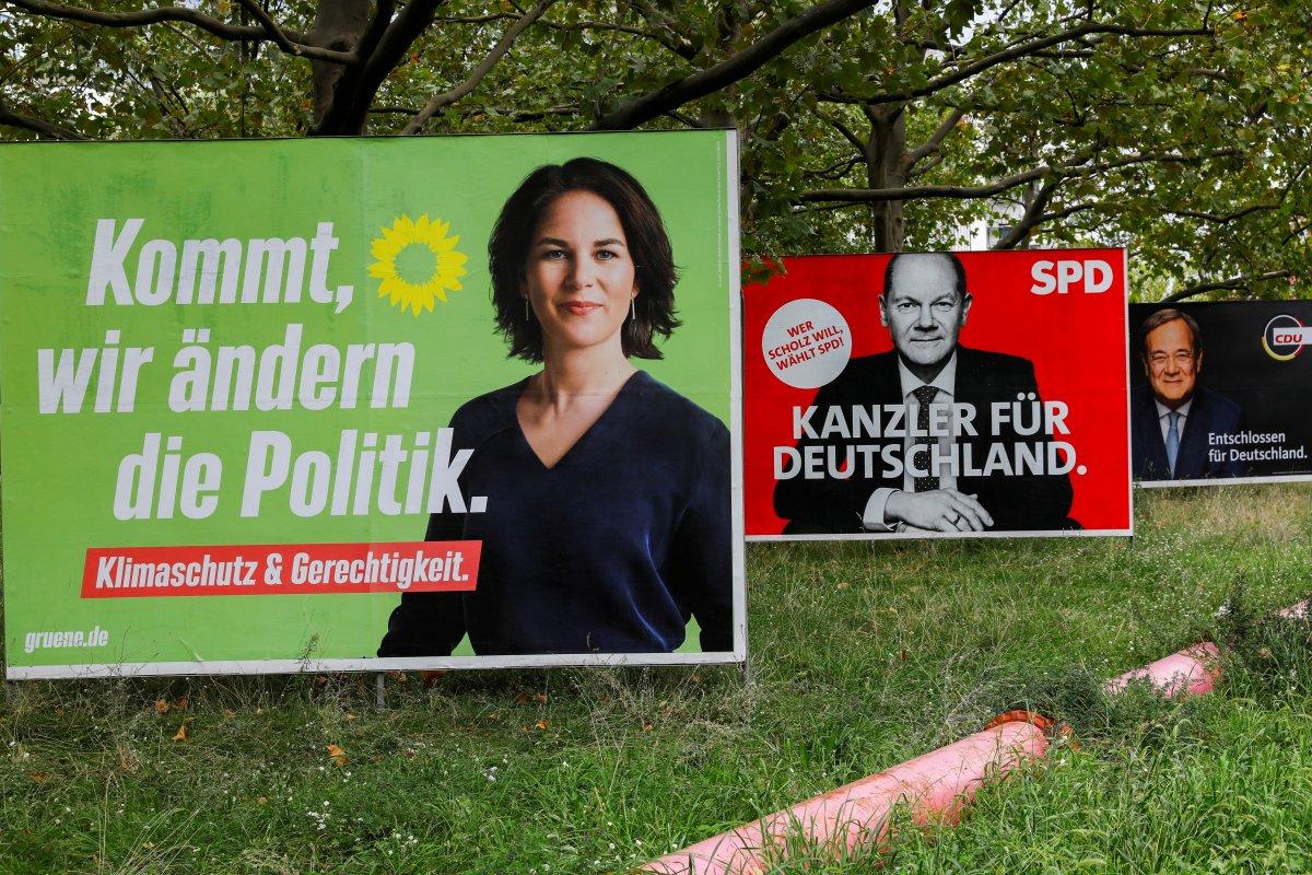 Almanya da 16 yıllık Angela Merkel dönemi sonrasına hazırlık #9