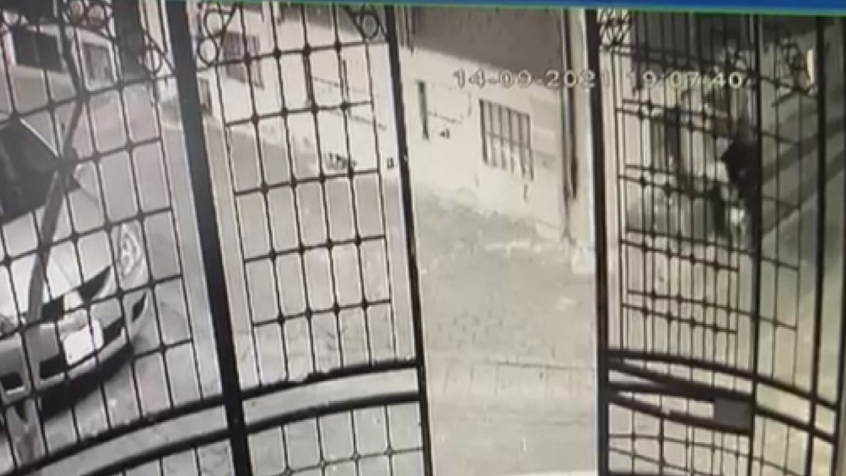 Zeytinburnu nda kadın cinayeti kamerada #1