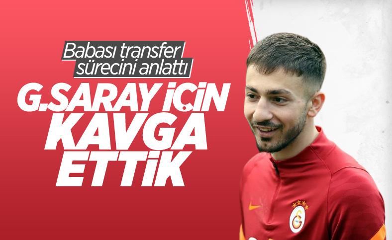 Muzaffer Dervişoğlu: Oğlum birçok teklif almıştı