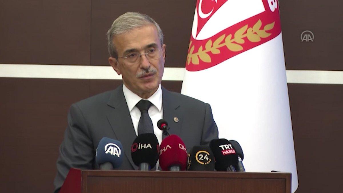 Savunma Sanayii Başkanı İsmail Demir: SSB Yapay Zeka Platformu'nu hizmete açacağız #4