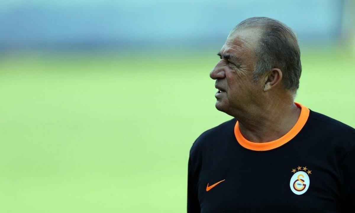 Fatih Terim: Her zaman Galatasaray ı seçtim #1