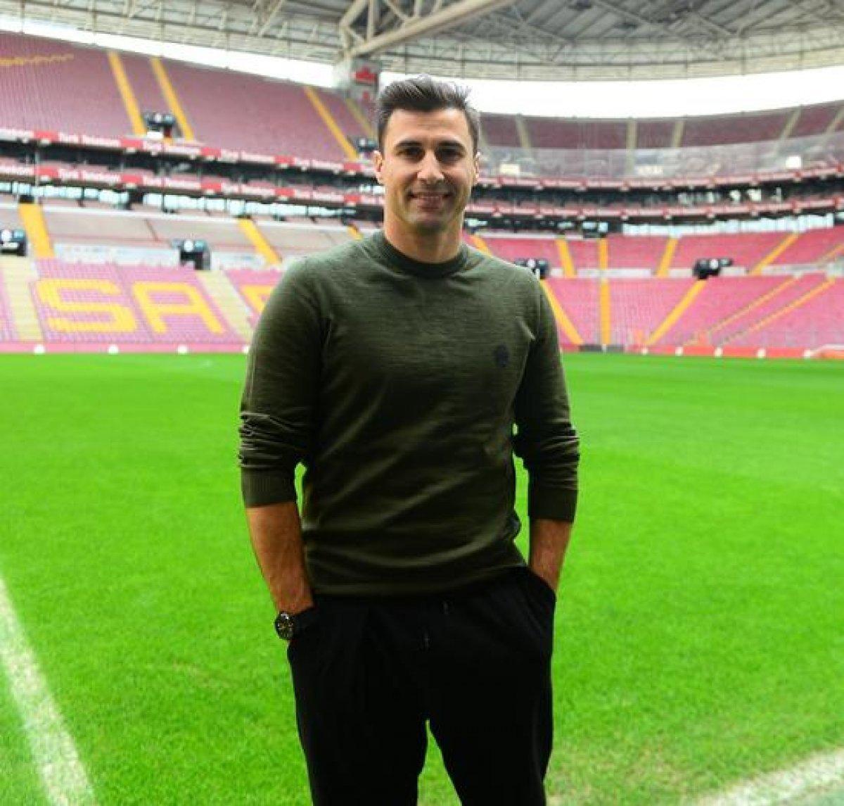 Lorik Cana: Galatasaray-Lazio maçı enteresan olacak #1