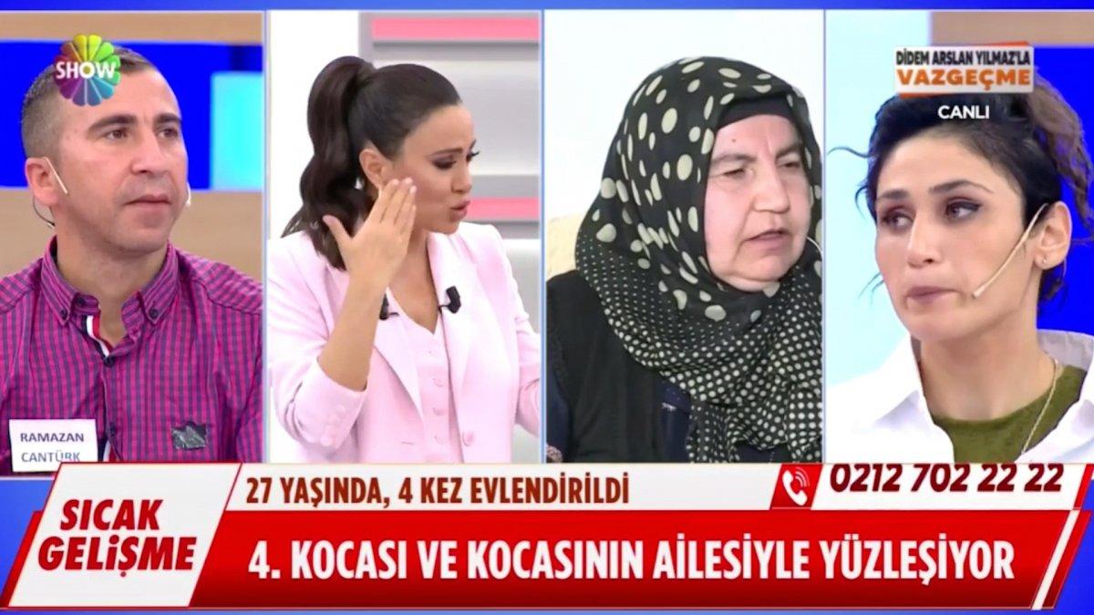 Susmayan Azeri gelin Risale, Didem Arslan ı çıldırttı #2