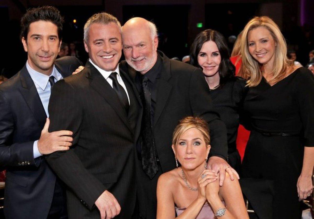 Jennifer Aniston, David Schwimmer benim kardeşim #1