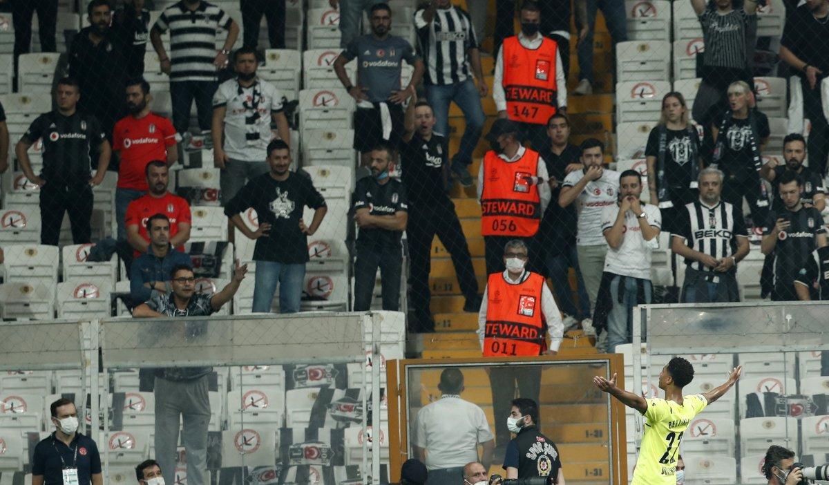 Beşiktaş, Şampiyonlar Ligi nde Dortmund a mağlup oldu #7