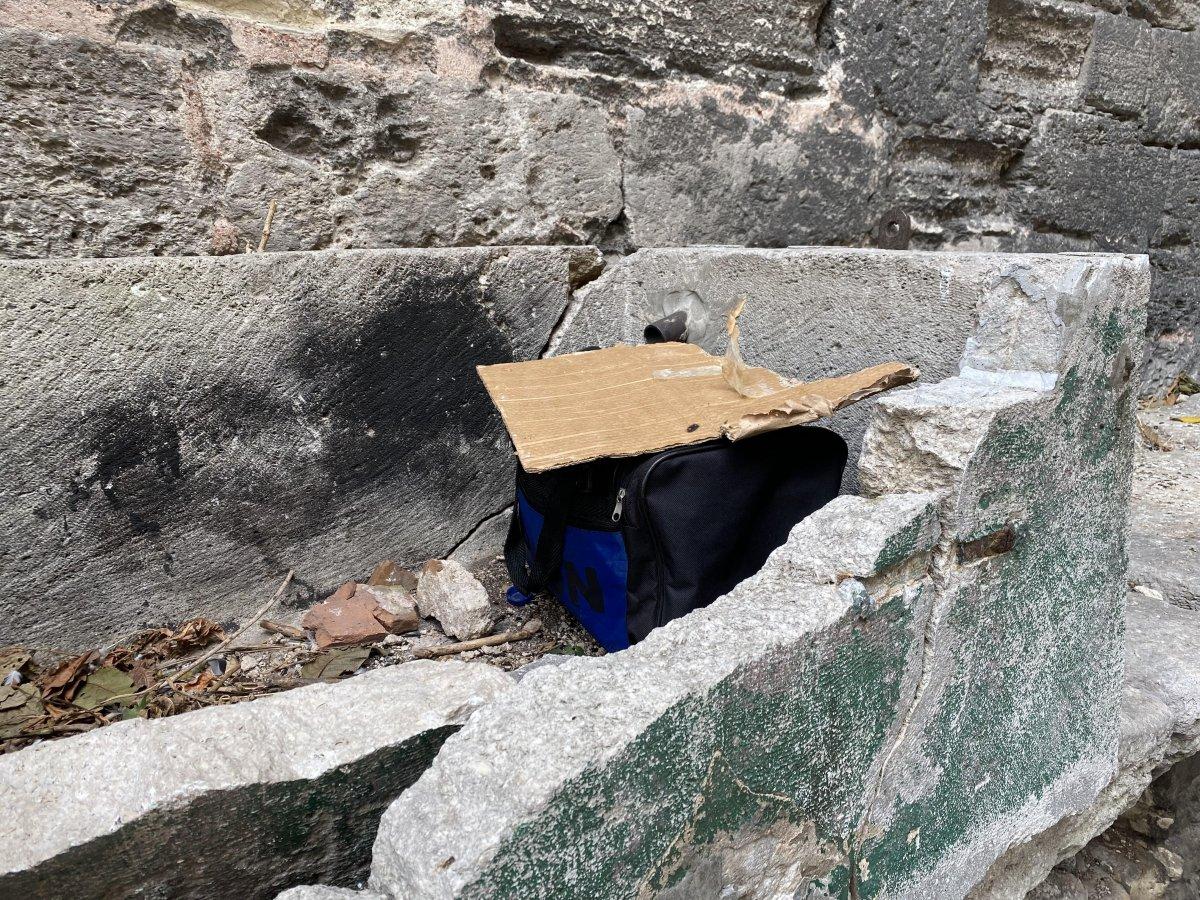 İstanbul un fethinin sembol yeri, evsizlerin yuvası oldu #4