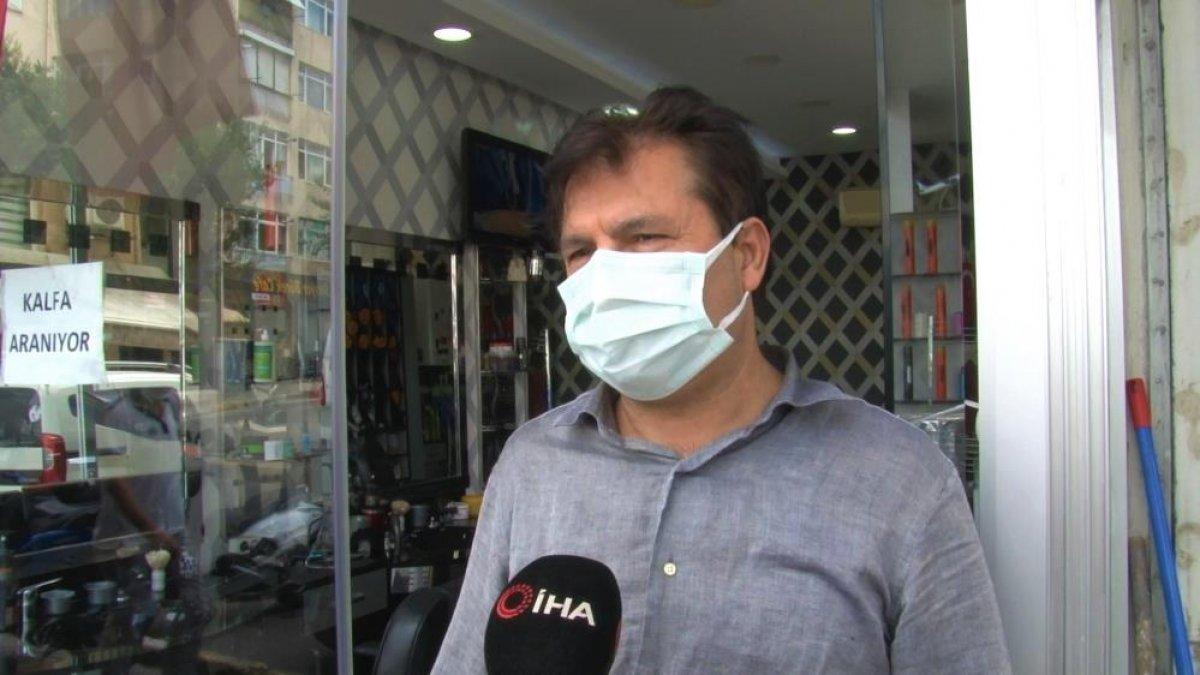 Üsküdar'da İSKİ çalışması esnafı isyan ettirdi #6