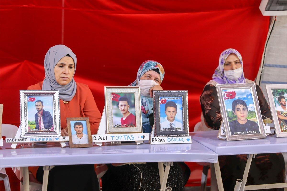 Diyarbakır da evlat nöbetindeki baba: HDP evladımı bizden kopardı #2