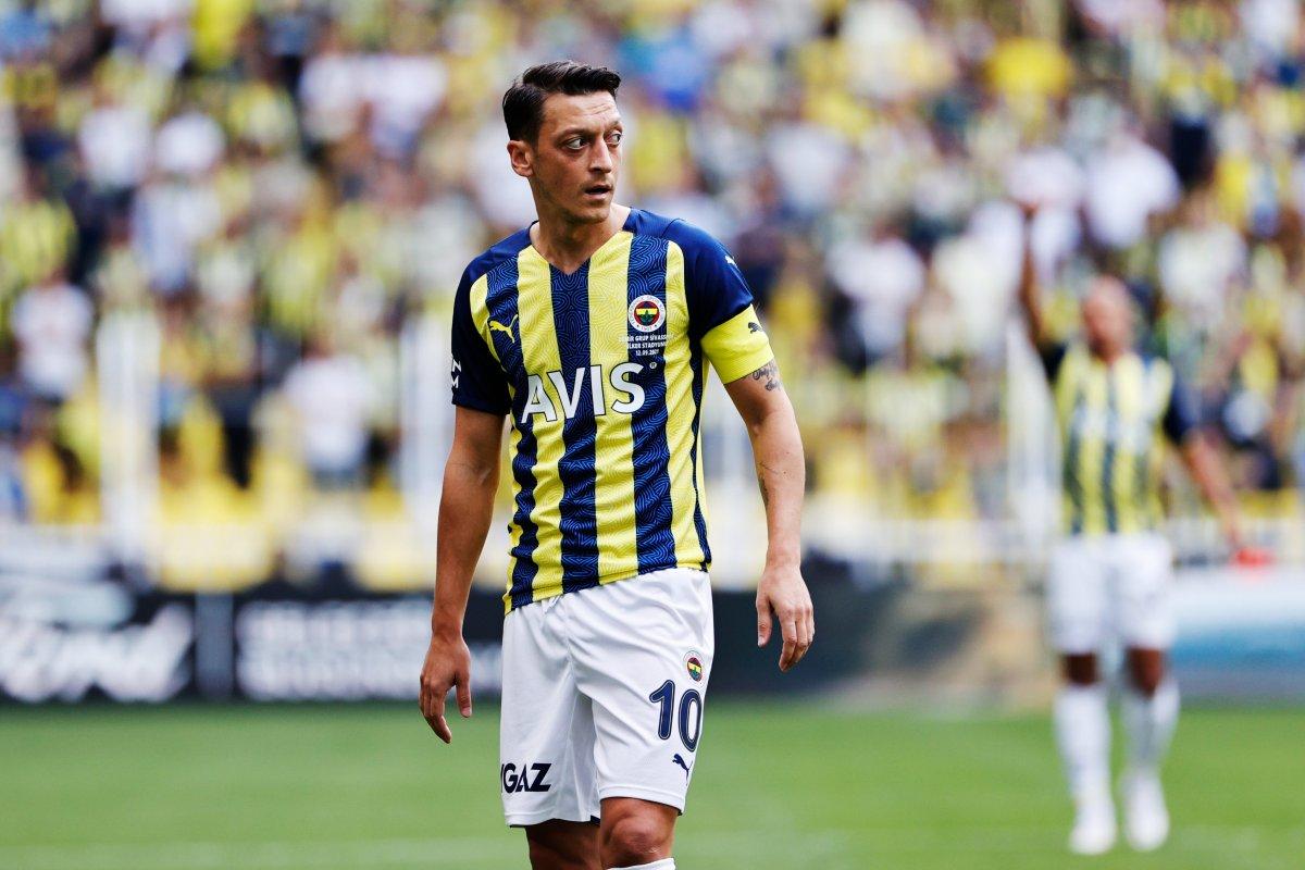 Fenerbahçe nin en büyük kozu Mesut Özil #2