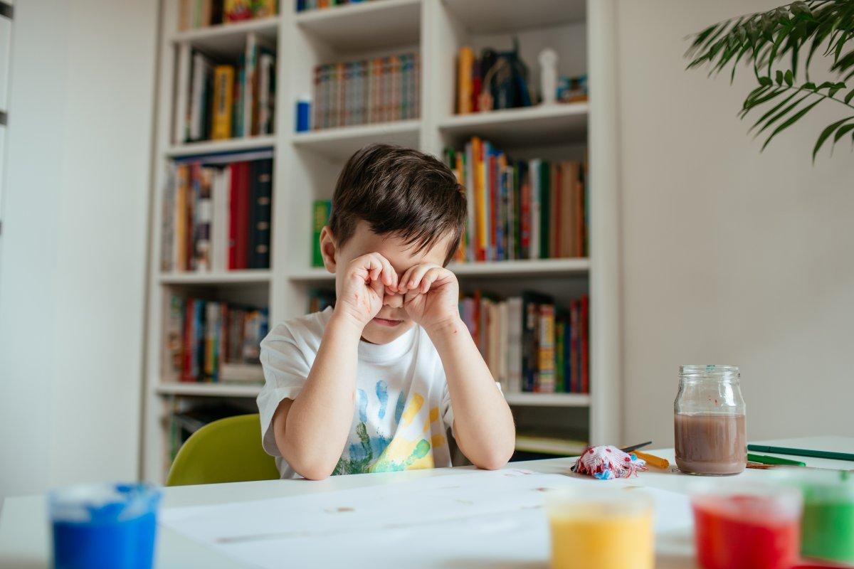 Gebelik diyabeti çocuklarda görme sorunlarına neden olabilir #1