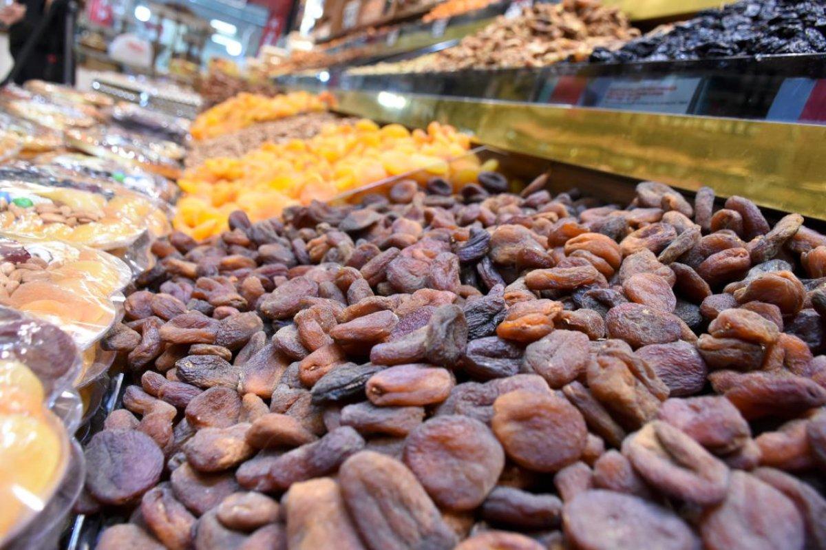Malatya, kuru kayısı ihracatını sezonun ilk ayında yüzde 42 artırdı #2