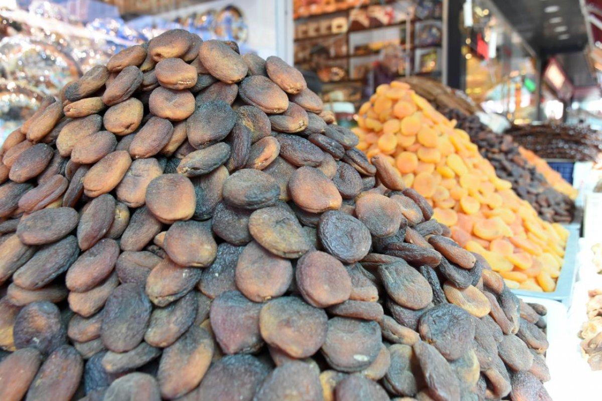 Malatya, kuru kayısı ihracatını sezonun ilk ayında yüzde 42 artırdı #1