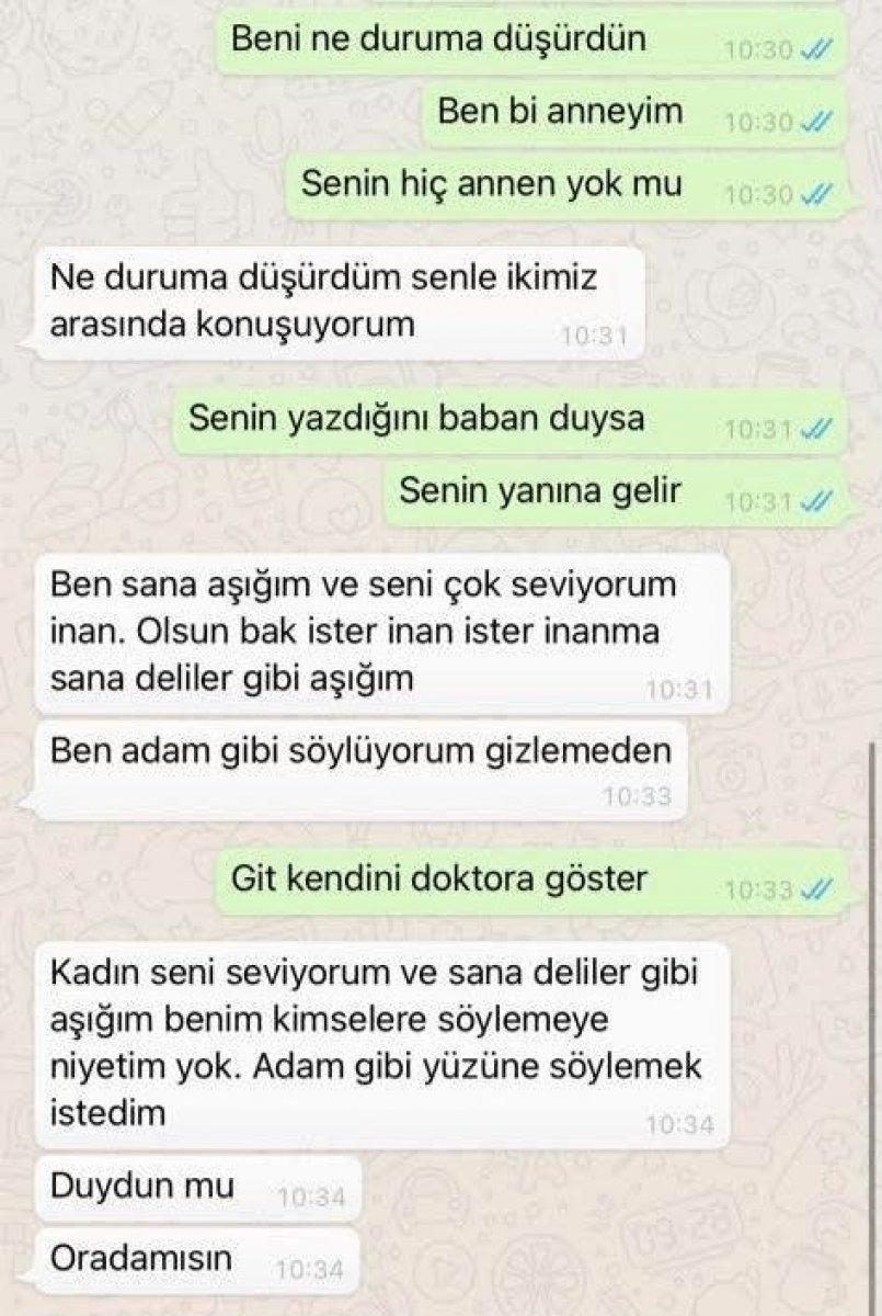 İstanbul da şaşkına çeviren boşanma: Damat, kaynanasına aşık oldu  #2