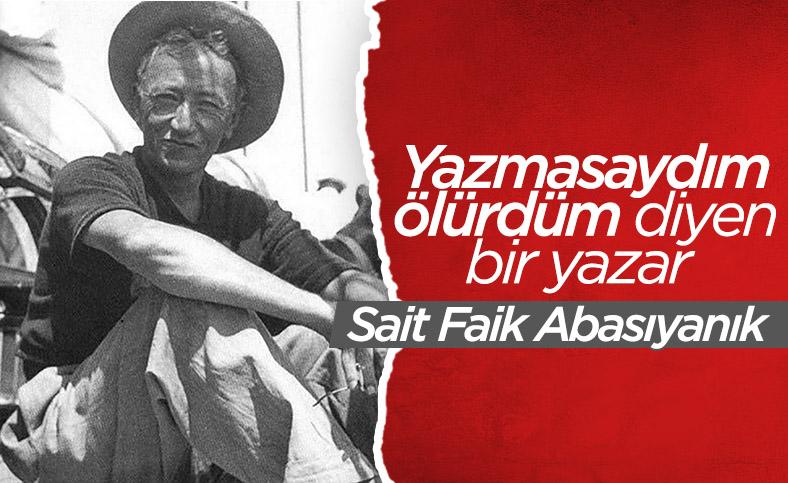 Türk öykücülüğünün öncüsü: Sait Faik Abasıyanık