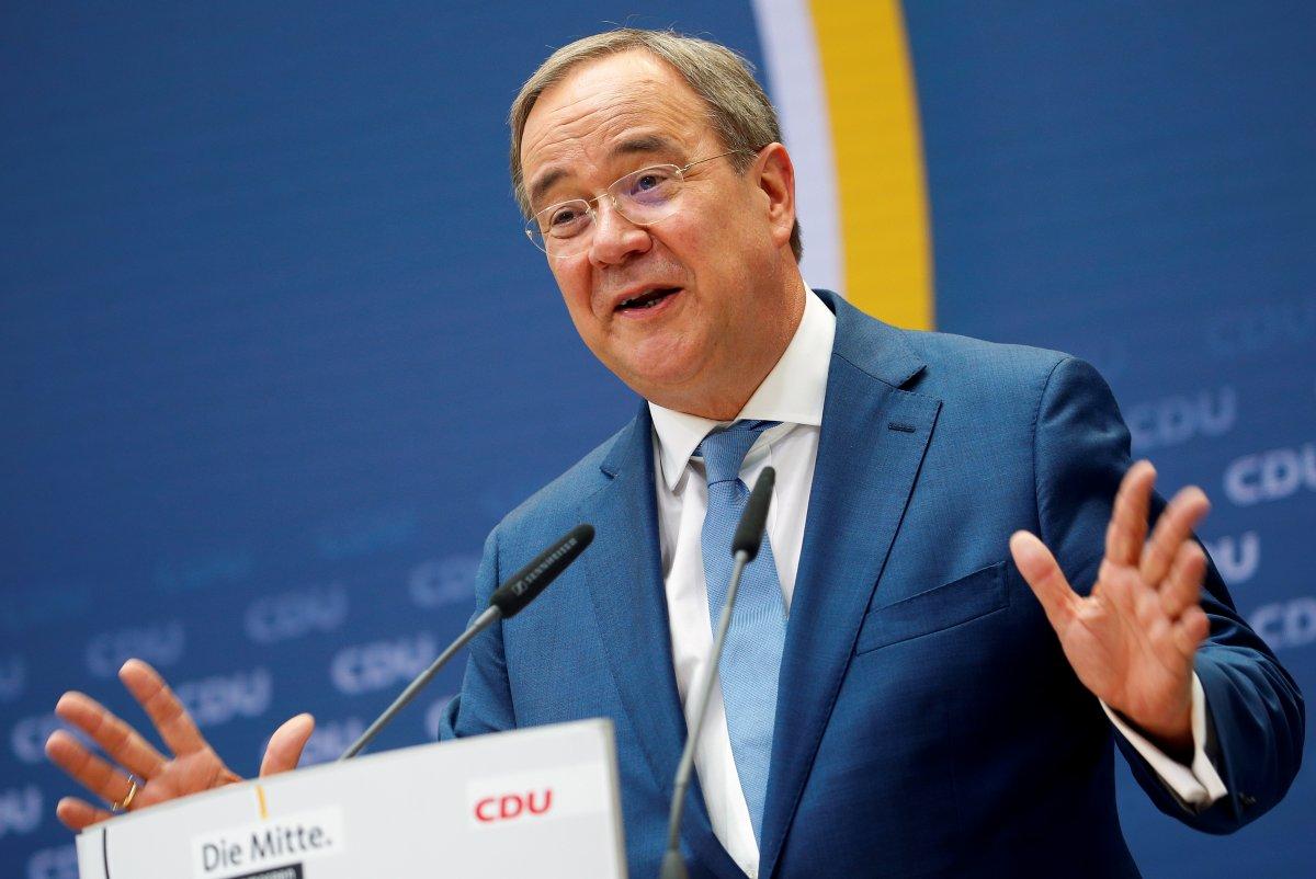 Almanya da 16 yıllık Angela Merkel dönemi sonrasına hazırlık #5