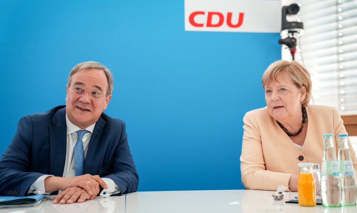 Almanya da 16 yıllık Angela Merkel dönemi sonrasına hazırlık #6