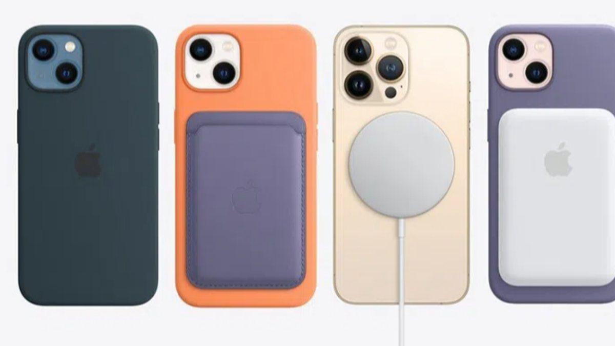 Phone 13 serisine özel MagSafe kılıfların Türkiye fiyatları