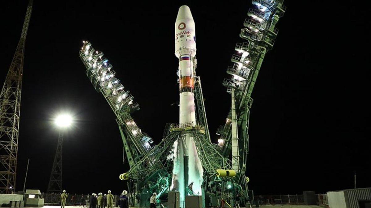 Starlink rakibi OneWeb, 34 internet uydusunu daha yörüngeye gönderdi