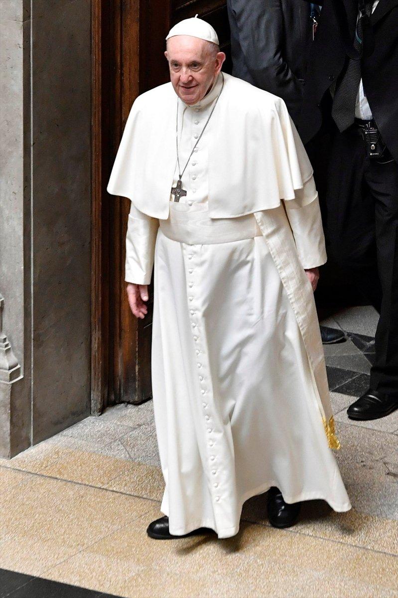 Papa Franciscus, kürtajın cinayet olduğunu söyledi #1