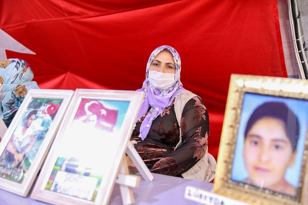 Diyarbakır da evlat nöbetindeki baba: HDP evladımı bizden kopardı #4