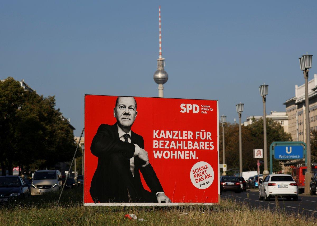 Almanya da 16 yıllık Angela Merkel dönemi sonrasına hazırlık #2