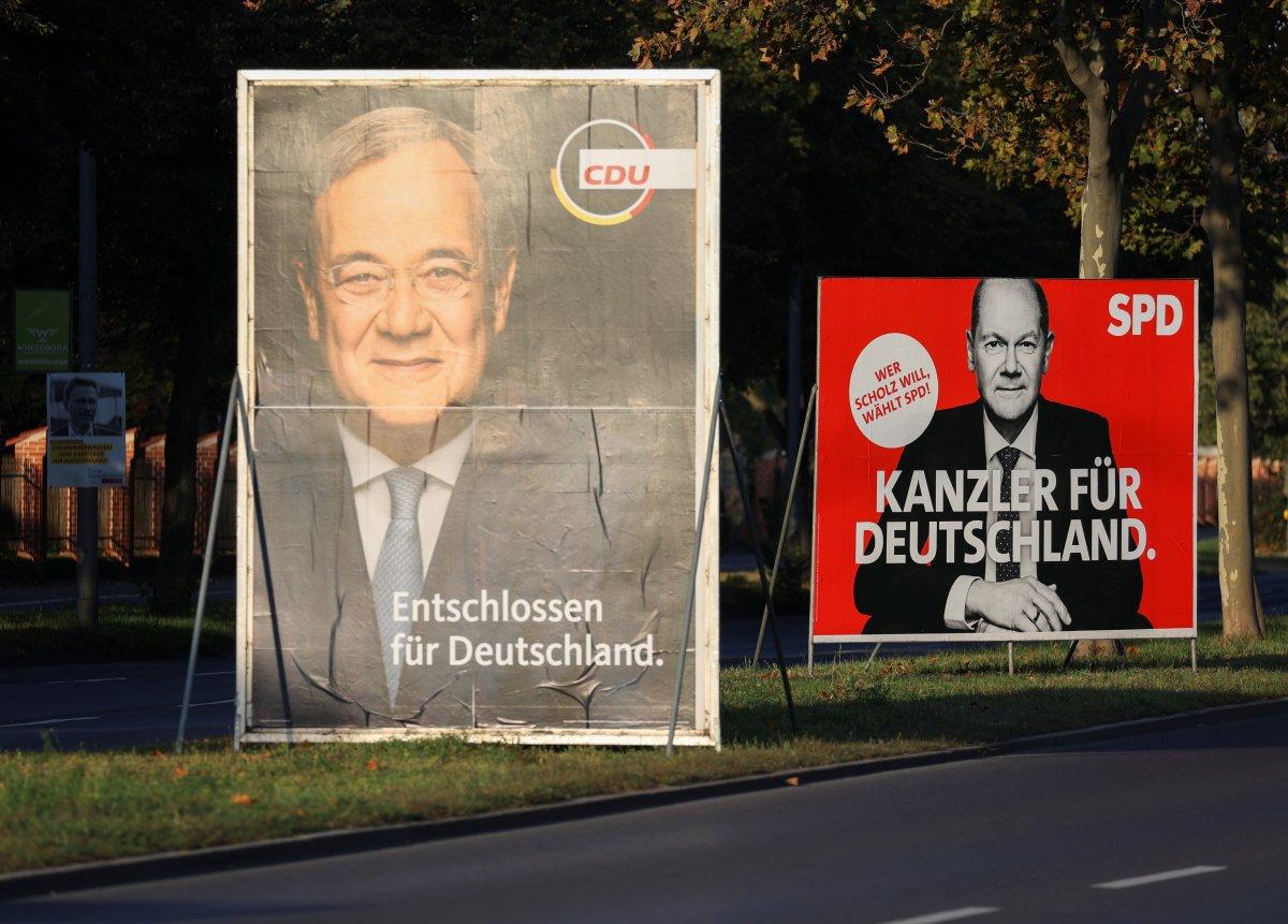 Almanya da 16 yıllık Angela Merkel dönemi sonrasına hazırlık #4