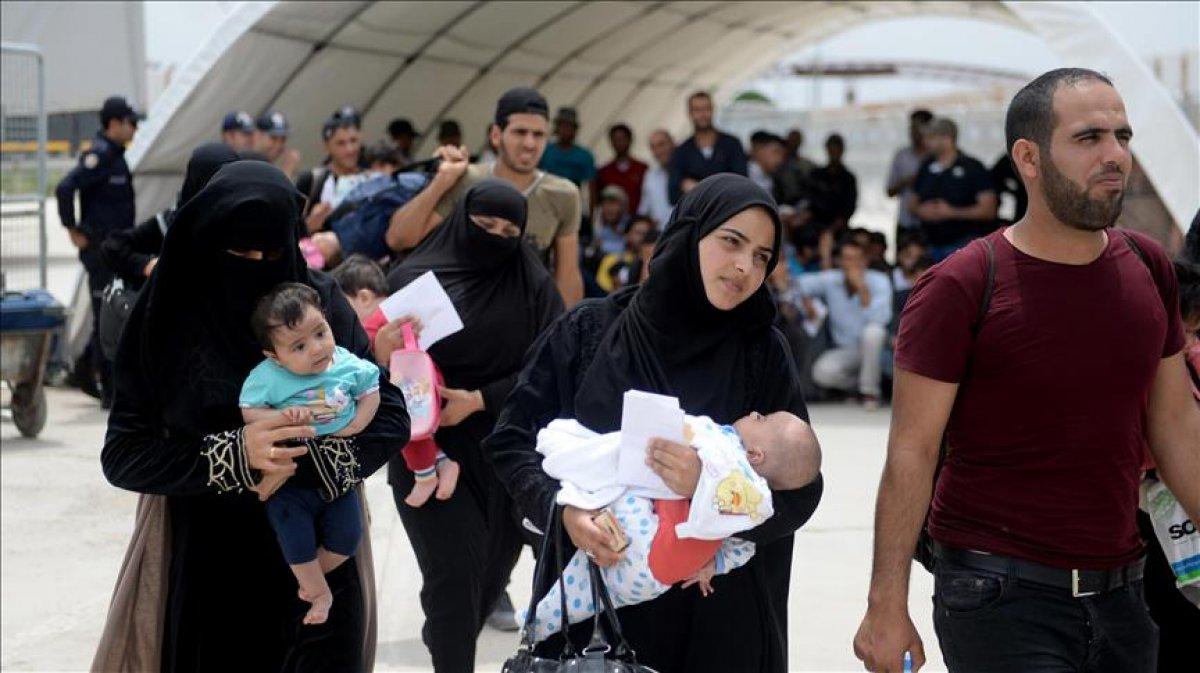 CHP den Suriyelilerle ilgili rapor #1