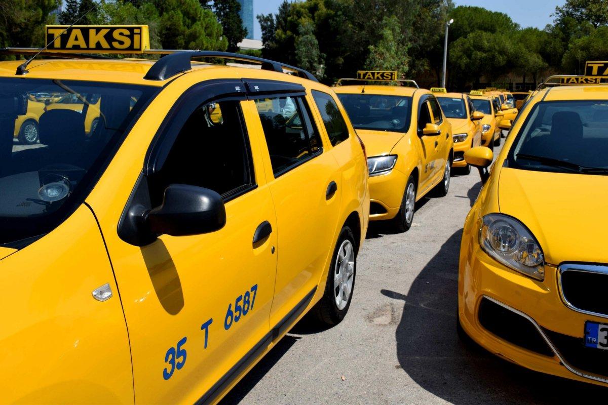 Taksilerde yaş sınırı yükseltildi #2